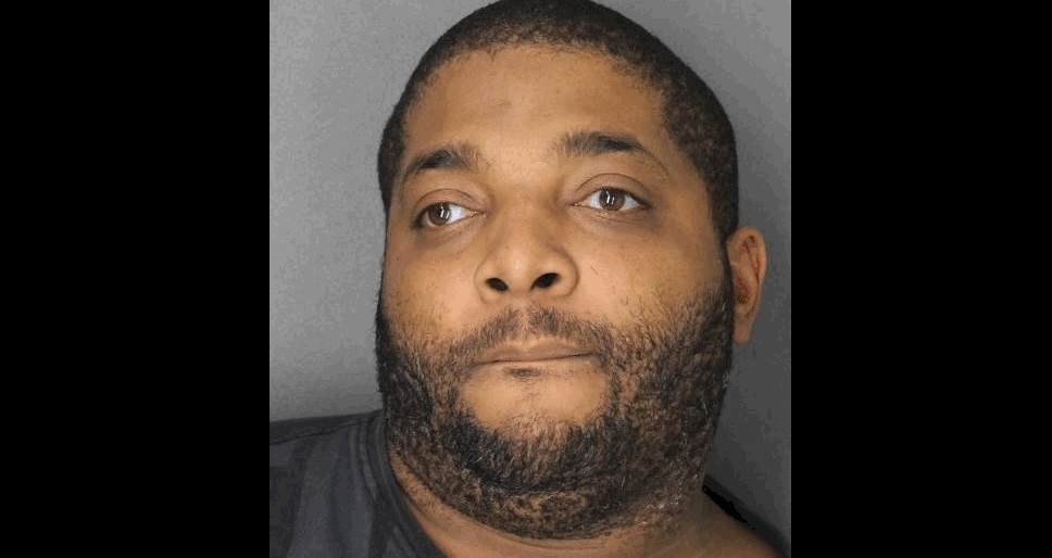 Brian D. Banks, 32, of Buffalo, was charged with being one of three robbers who tied up office employees in a Kensington Avenue business on Monday. (Courtesy Buffalo Police Department)