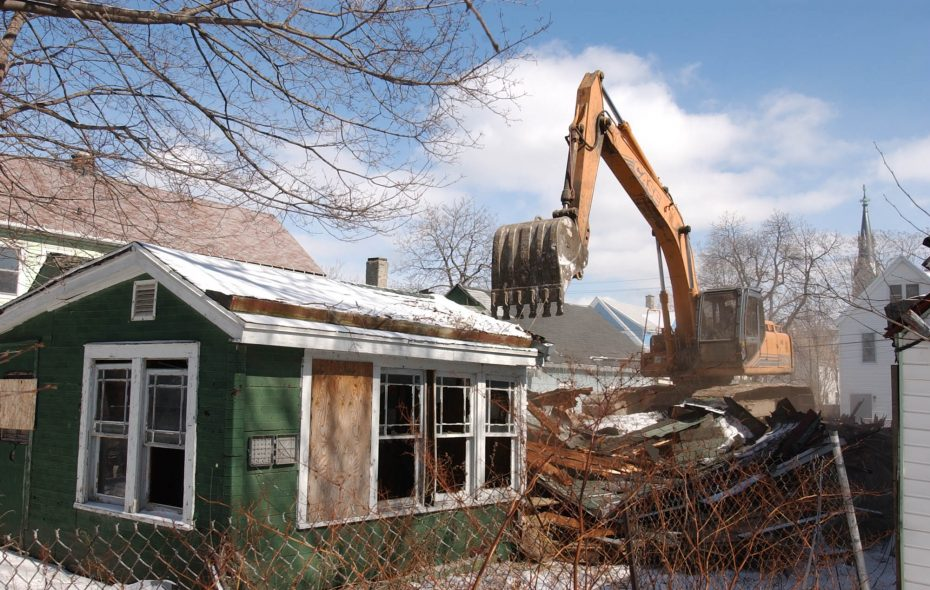 A dispute over using Buffalo's capital budget to fund demolitions could end up in court if the Common Council doesn't accept a compromise proposed by the city comptroller. (News file photo)