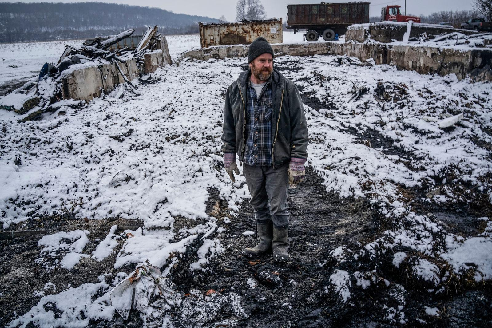 Sean Kirst: After barn fire, Little Valley farmers find 'kindness everywhere'