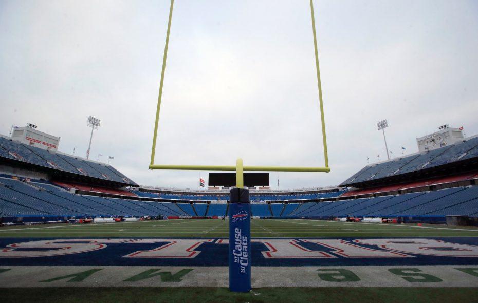 New Era Field on Sunday, Dec. 9, 2018. (Harry Scull Jr./Buffalo News)