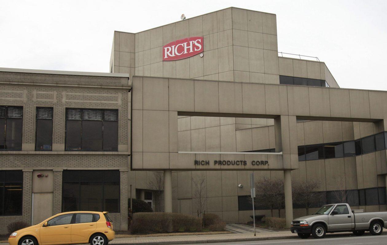 Rich Products corporate headquarters in Buffalo. (Derek Gee/Buffalo News)