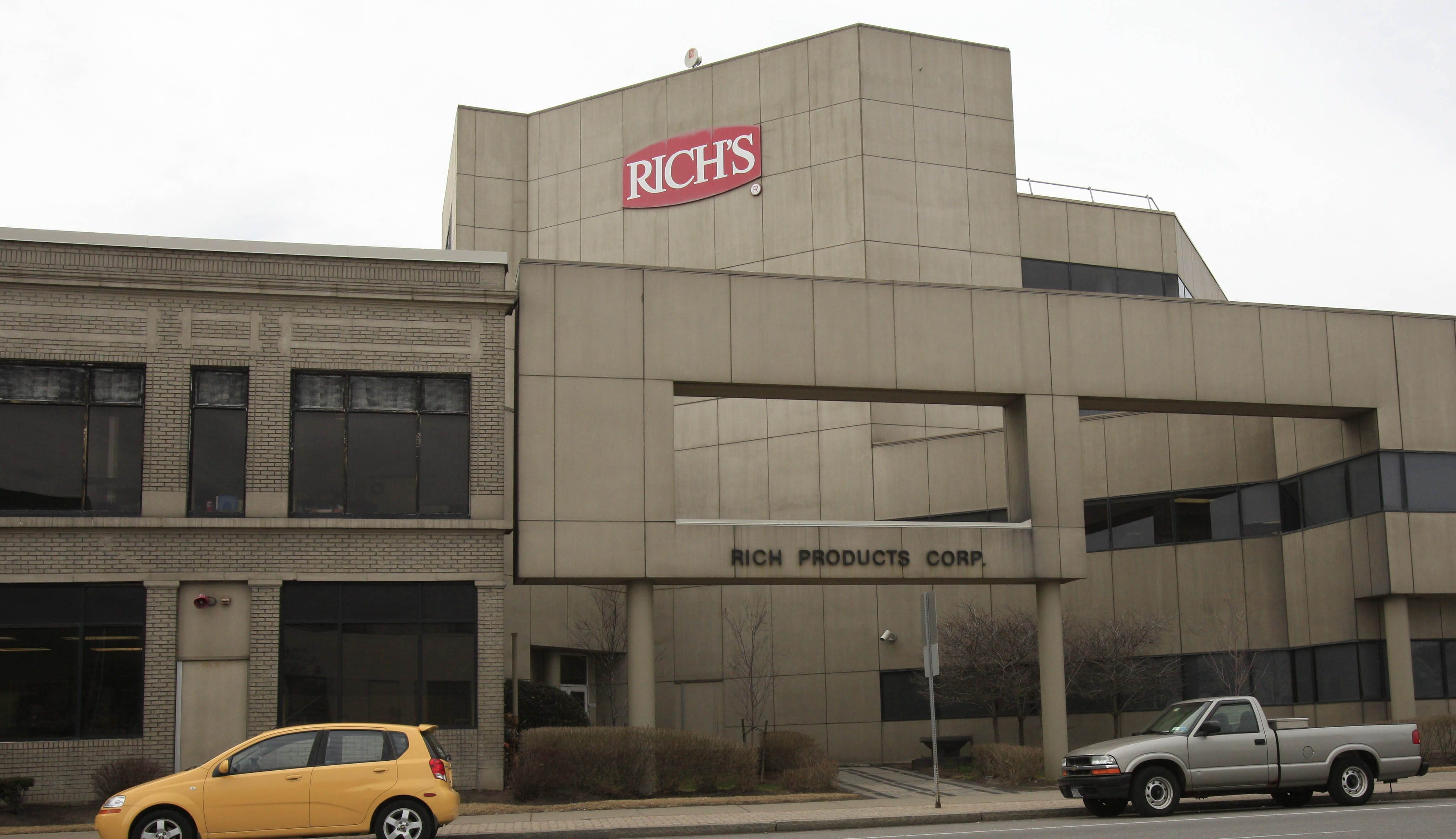 About 20 jobs eliminated at rich products in buffalo the for Fashion jobs hamburg