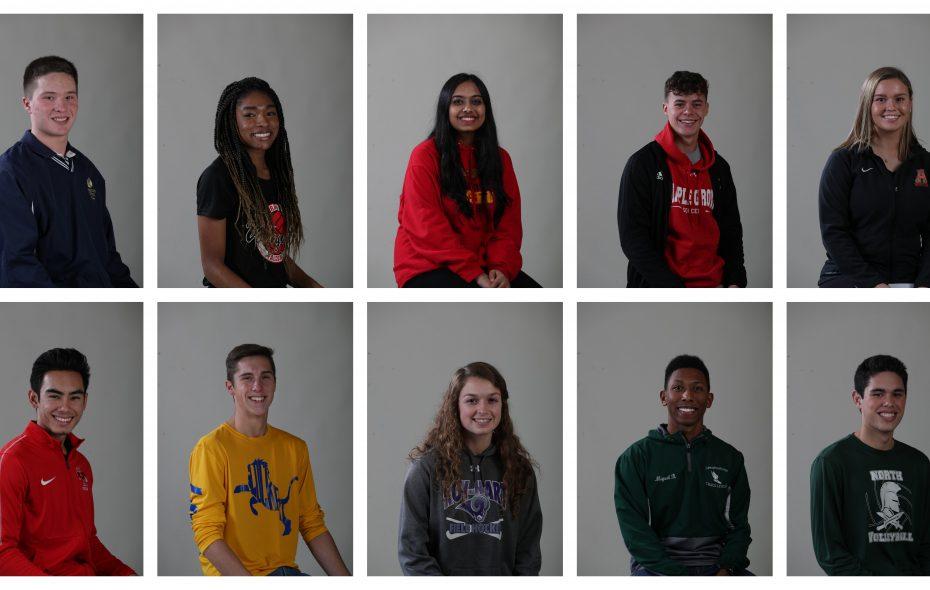 All-WNY Scholar Athletes: Fall 2018