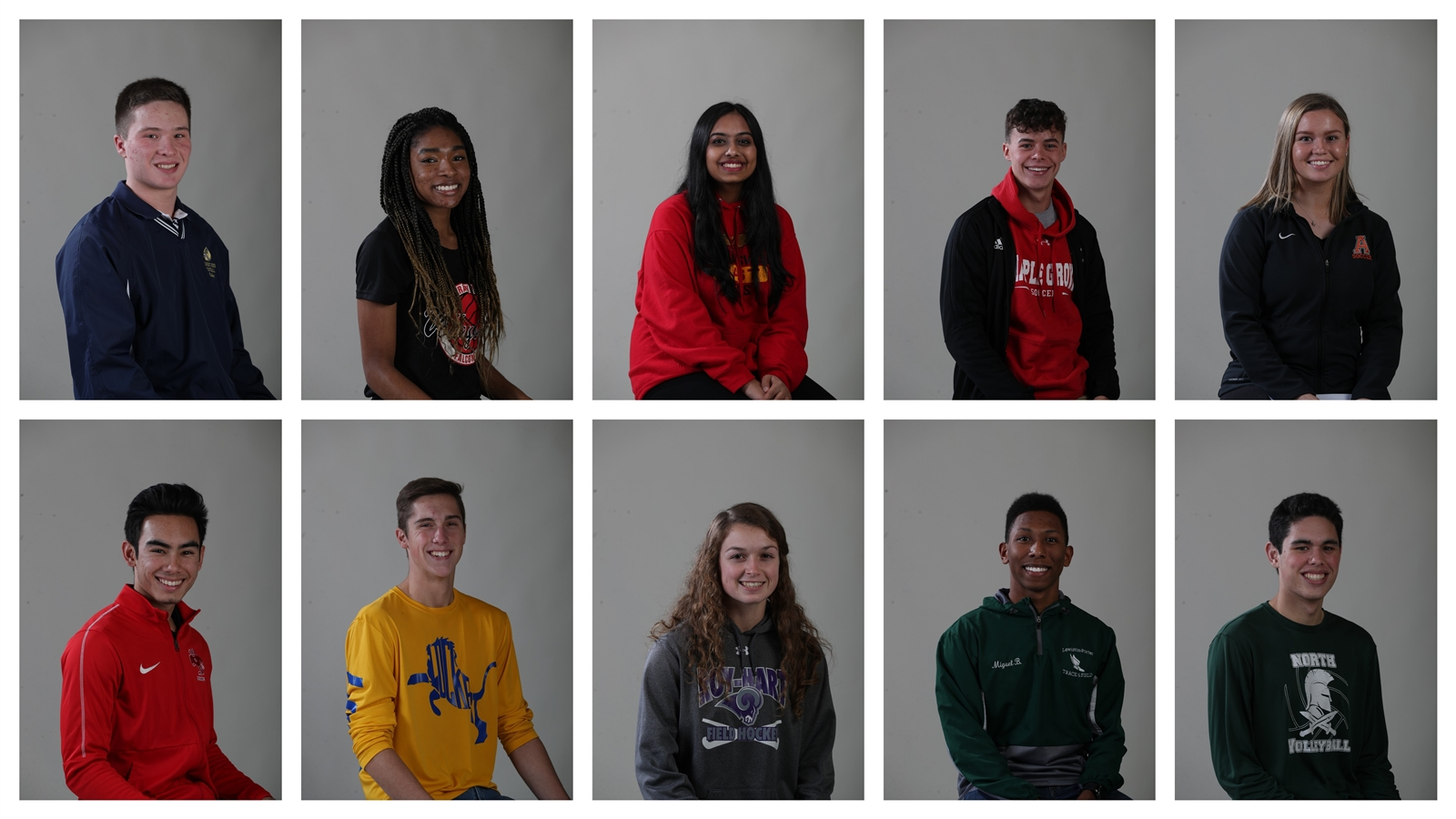 The 2018 All-Western New York Scholar-Athlete fall sports team consists of 135 winners and 926 who were honorable mention. To be nominated for the team, students must have carried a 90-plus average for the previous six semesters and been a starter or significant player in their fall sport. The scholar-athlete team is open to seniors from Western New York's 100-plus public and private schools. They are to be featured in a News poster page on Dec. 16. More information is available at www.section6.e1b.org.
