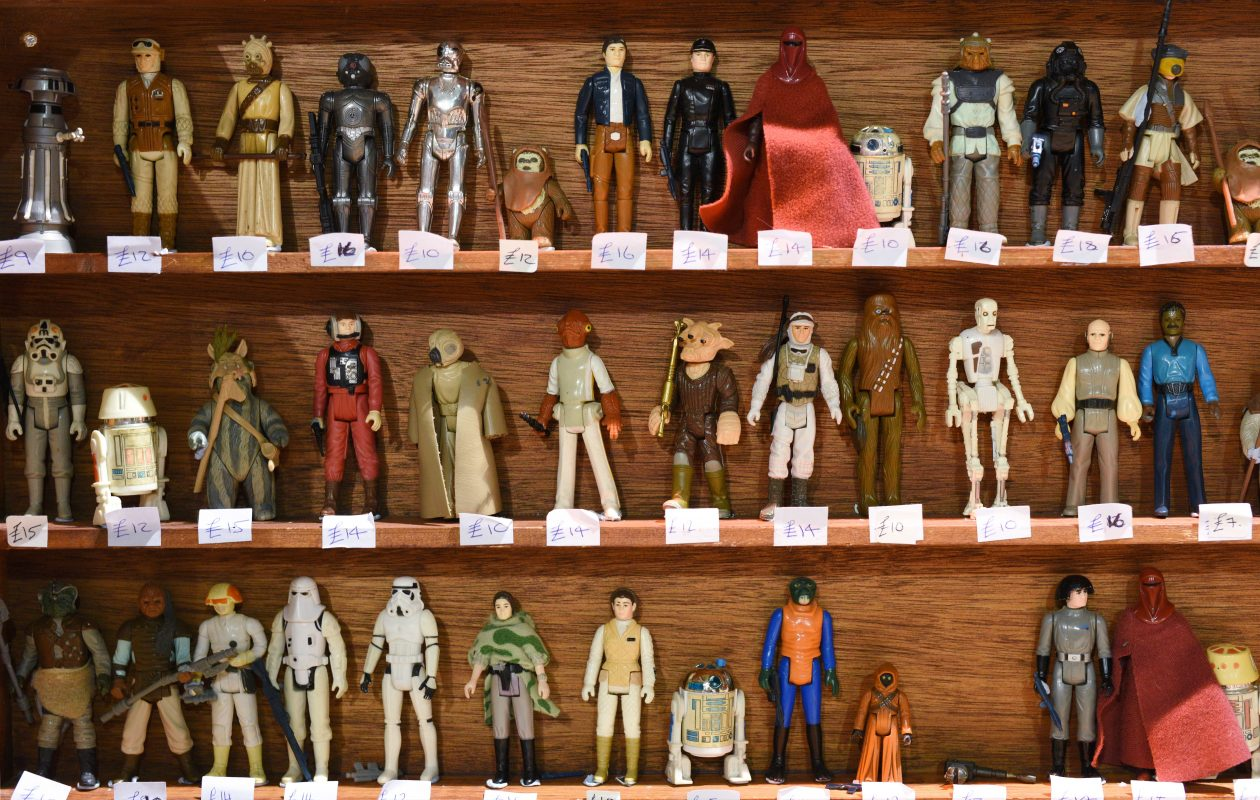 From Slinky To Star Wars What Your Favorite Toys Cost Then And Now