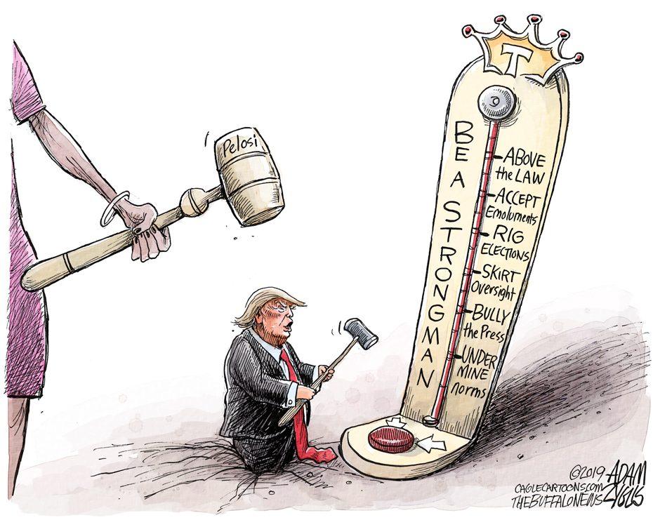 The gavel: January 5, 2019