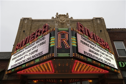 A Closer Look: The Riviera Theatre and Performing Arts Center