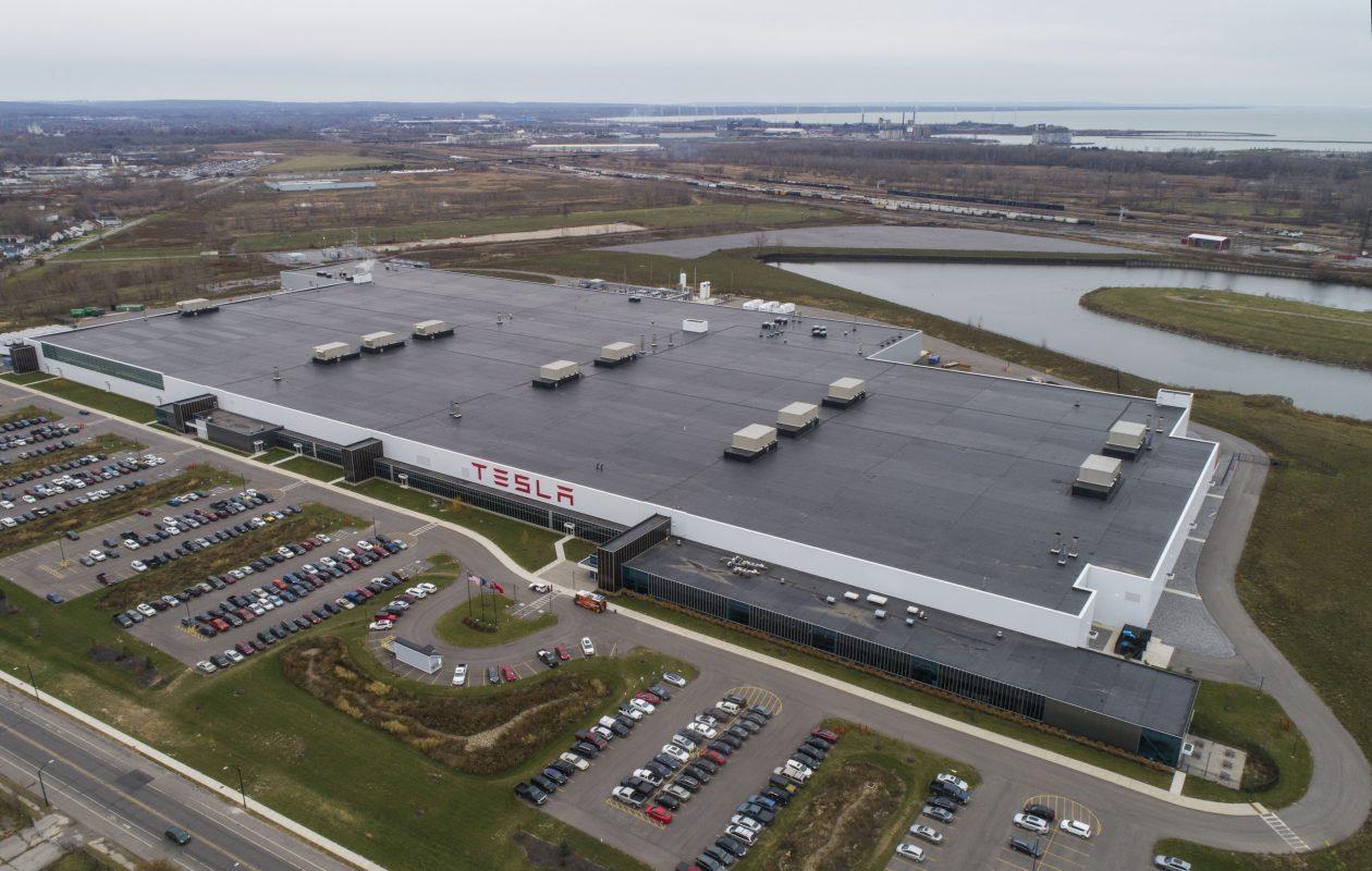 Elon Musk has never visited the Tesla factory at RiverBend. (Derek Gee/News file photo)