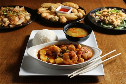The Lime House Japanese and Burmese Cuisine is at 424 Evans St. in Williamsville.
