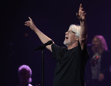 Bob Seger and the Silver Bullet Band perform for a sold out crowd at KeyBank Center, for what is promised to be their final tour, Thursday, Jan. 17, 2019. Grand Funk Railroad opened.