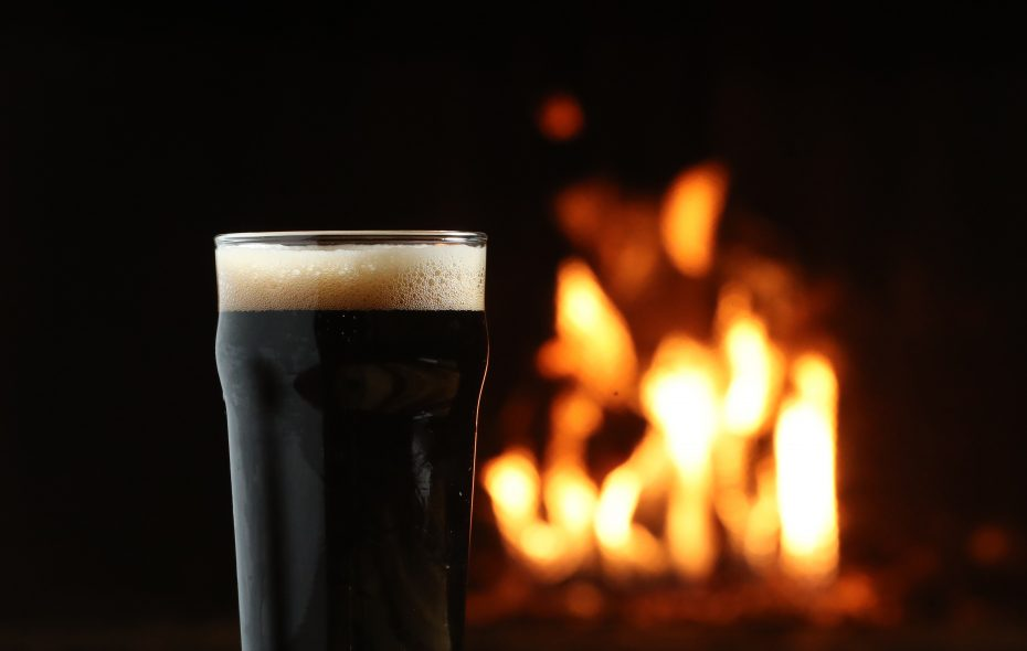 Make Me Wanna Stout is a dark coffee and cream stout from Big Ditch Brewing Company. (Sharon Cantillon/Buffalo News)