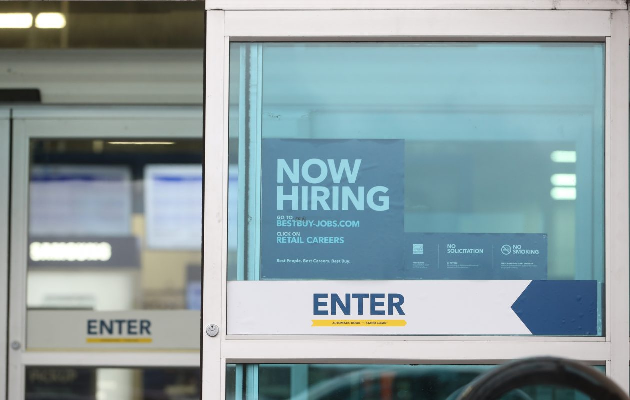 With unemployment at an 18-year low of 4.1 percent for December, the hunt for workers is harder than ever.   (John Hickey/Buffalo News)