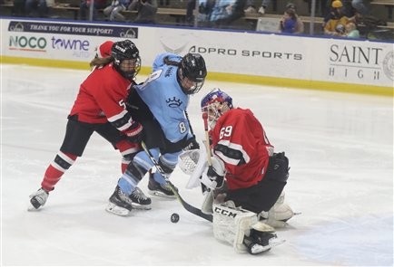 Buffalo Beauts 5, Metropolitan Riveters 1