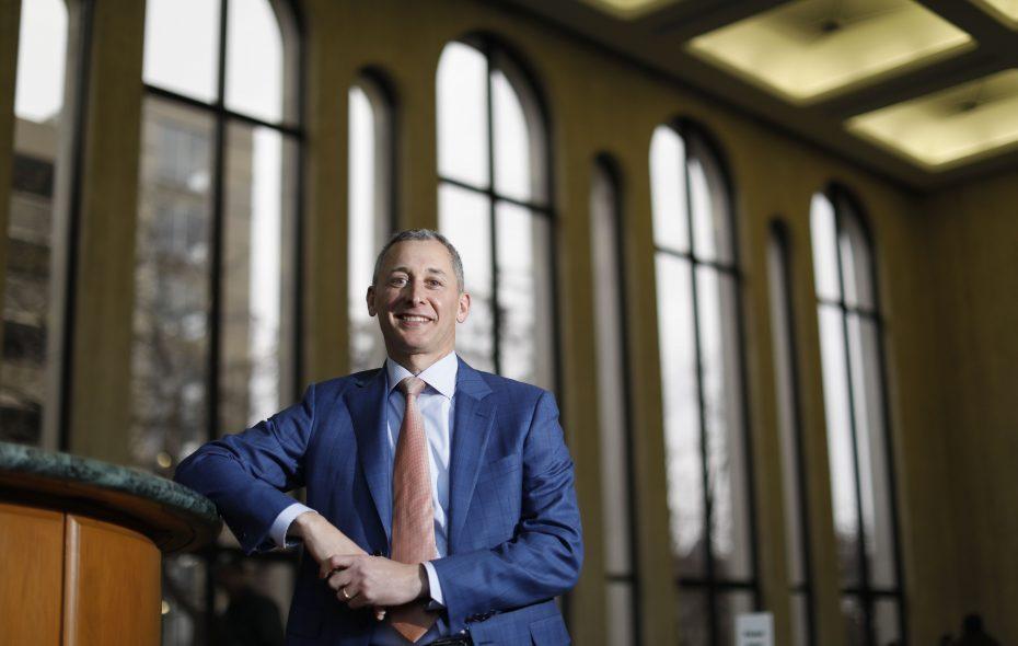 René F. Jones, chairman and CEO of M&T Bank. (Derek Gee/Buffalo News)