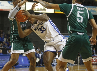 UB 77, Eastern Michigan 65 basketball