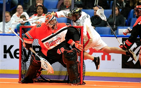 Buffalo Bandits vs. Philadelphia Wings
