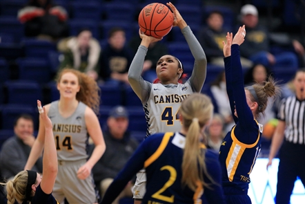 Canisius falls to Quinnipiac by a final score of 55-42