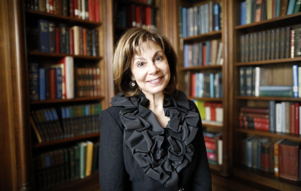 JoAnn Falletta, music director of the Buffalo Philharmonic Orchestra (Derek Gee/Buffalo News)