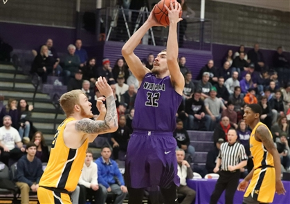 Niagara Purple Eagles 78, Canisius Golden Griffins 70