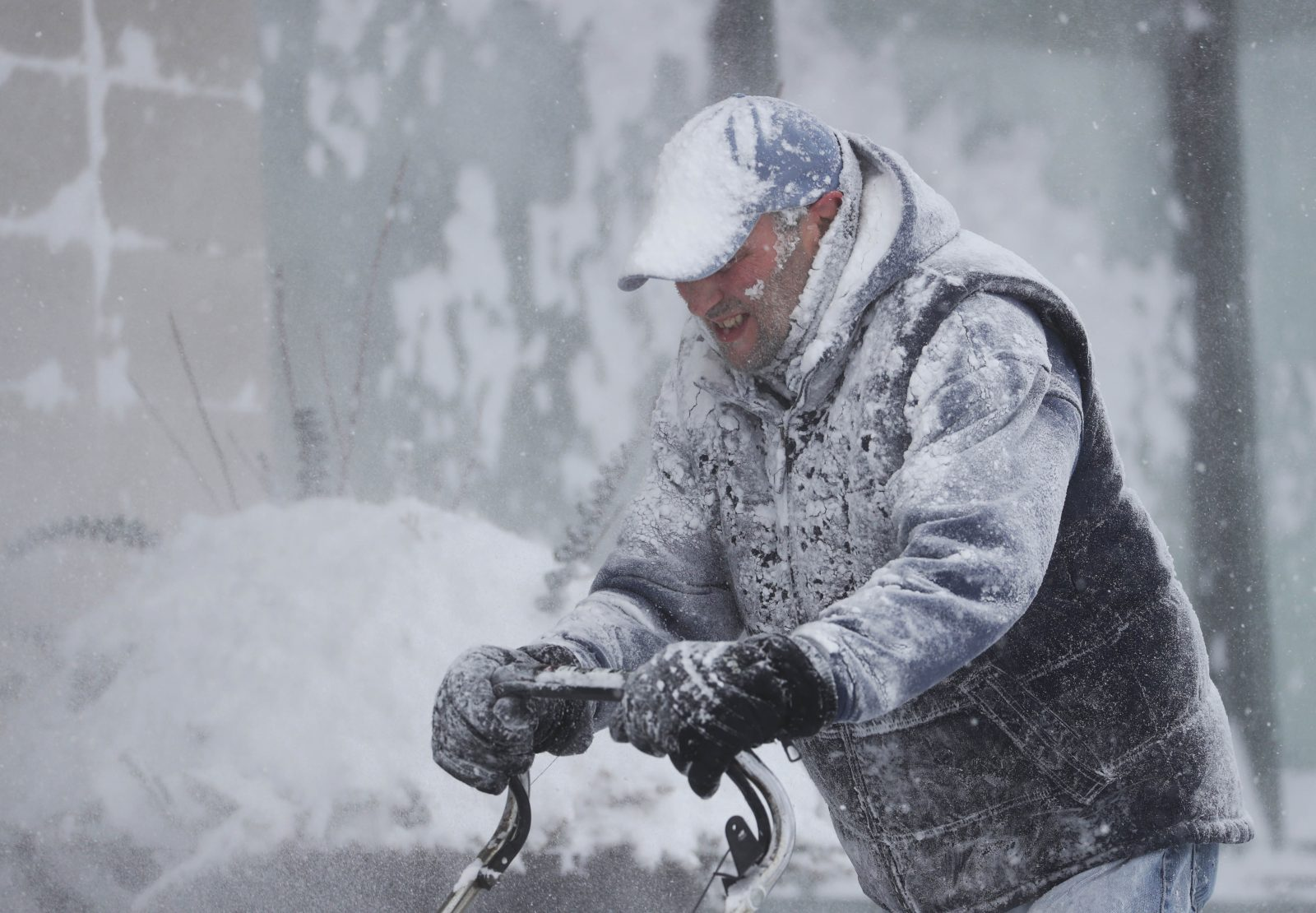 Buffalo hits 100 inches of snow so far this winter - with more to come