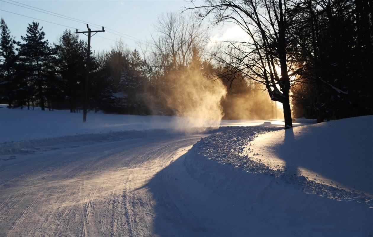 One more cold day awaits Friday. (Sharon Cantillon/Buffalo News