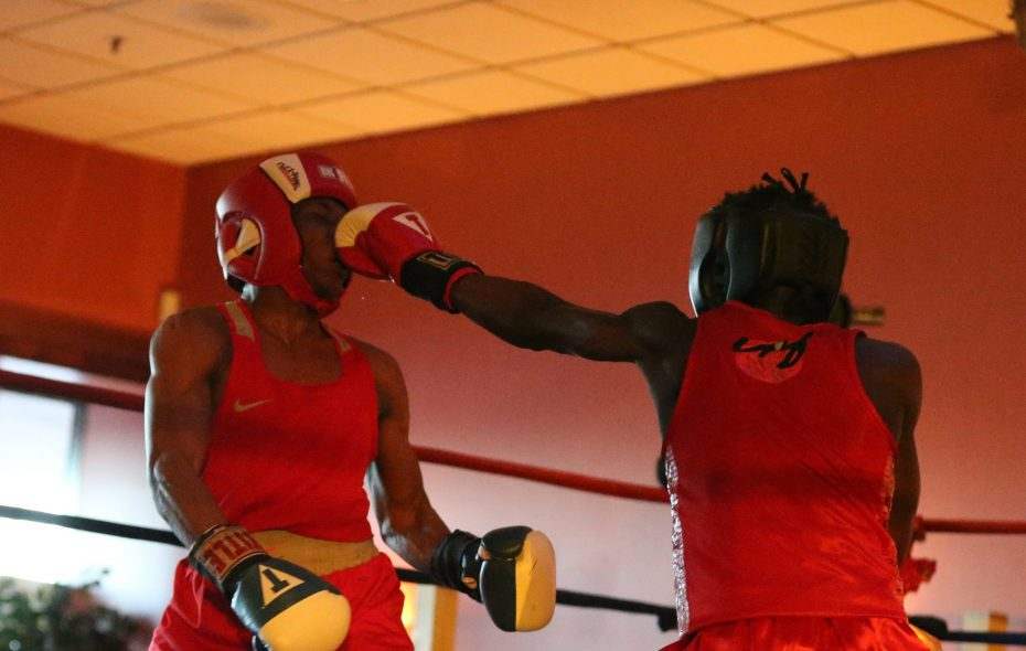 The  New York State Golden Gloves Tournament begins Sunday at Buffalo Riverworks. (James P. McCoy/Buffalo News file photo)
