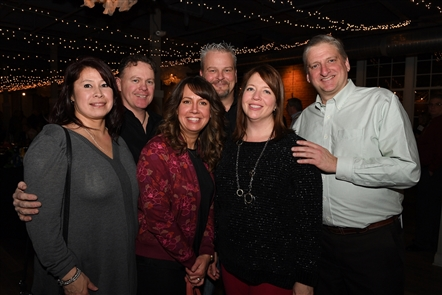 Smiles at Explore Buffalo Winter Gala