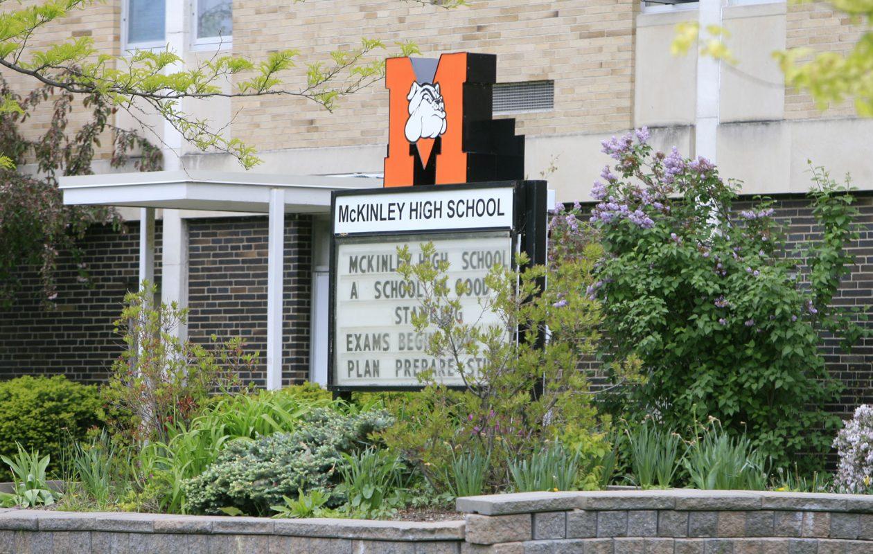 McKinley High School. (Buffalo News file photo)