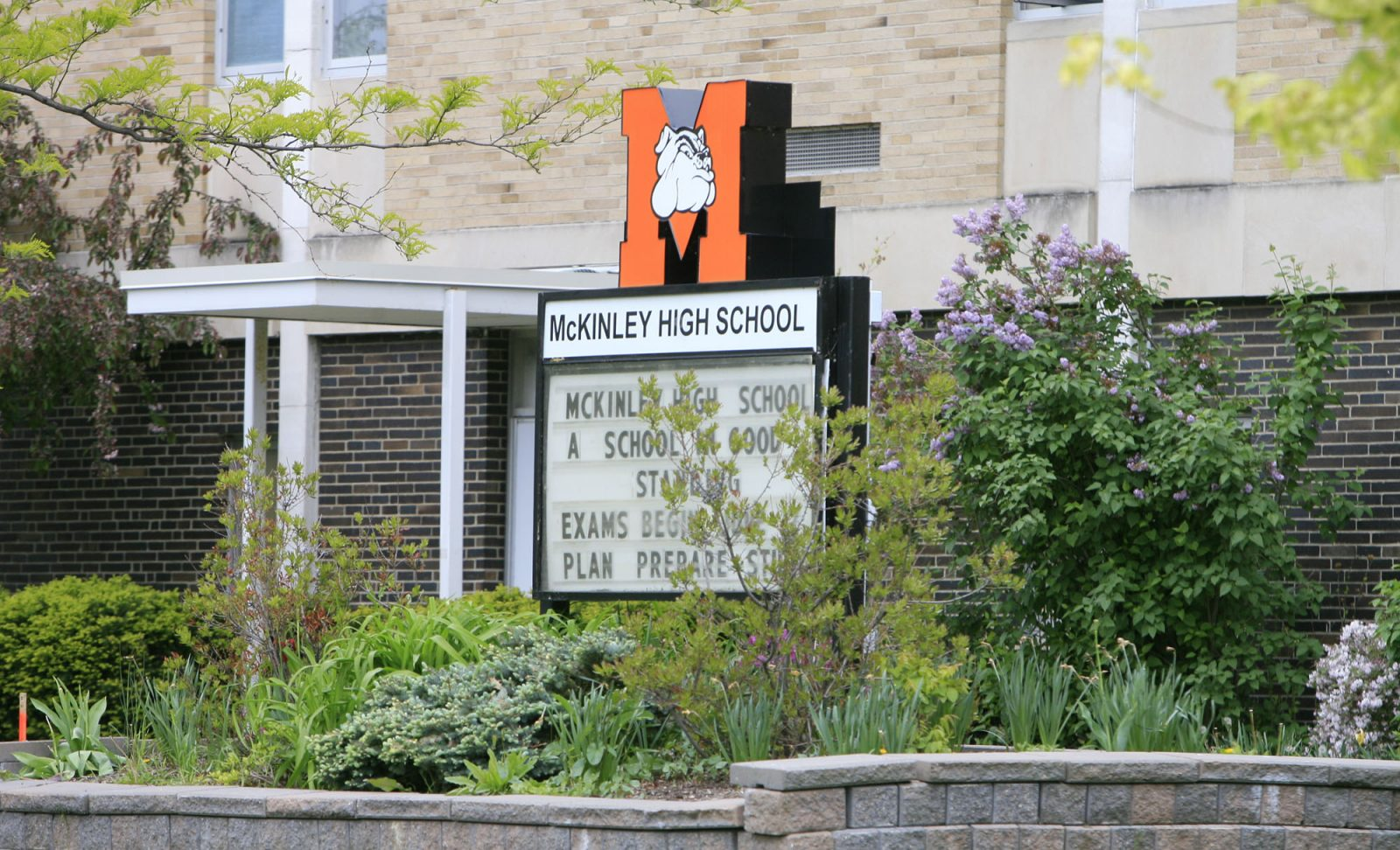 Teacher assaulted at McKinley transferred to another school