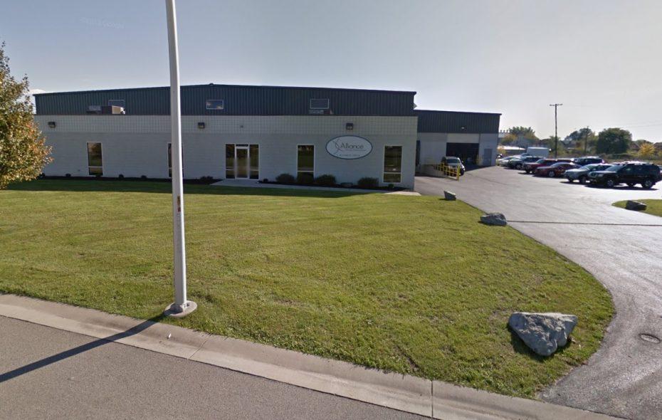 Alliance Innovative Manufacturing in Lackawanna. (Google)