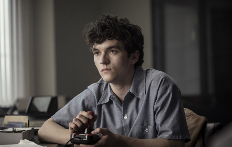 "Fionn Whitehead plays a young man creating a video game in ""Bandersnatch,"" season 5 of the Netflix series ""Black Mirror."" (Photo by Stuart Hendry/Netflix)"