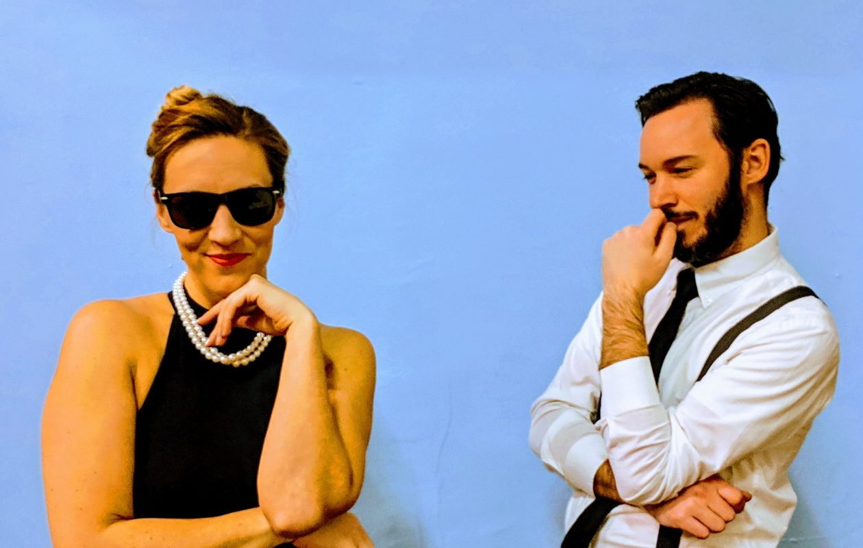 17d3f5030 Candice Kogut and Ryan Kaminski star in American Repertory Theater of WNY's  'Breakfast at Tiffany's