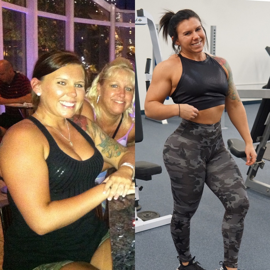 Strength Training Helped New Gym Owner Lose Weight Rebuild Her Body