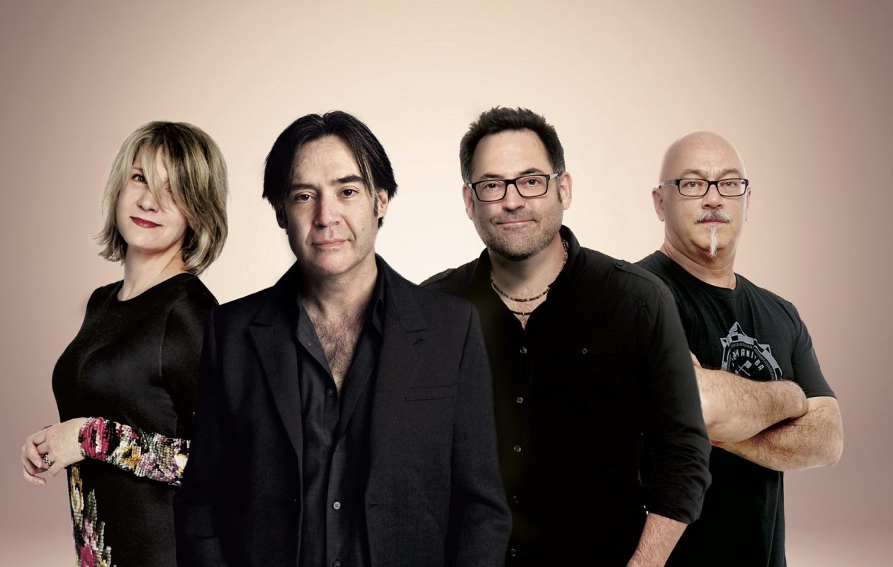 Crash Test Dummies will celebrate the 25th anniversary of their album 'God Shuffled His Feet' at the Town Ballroom. (Crash Test Dummies)