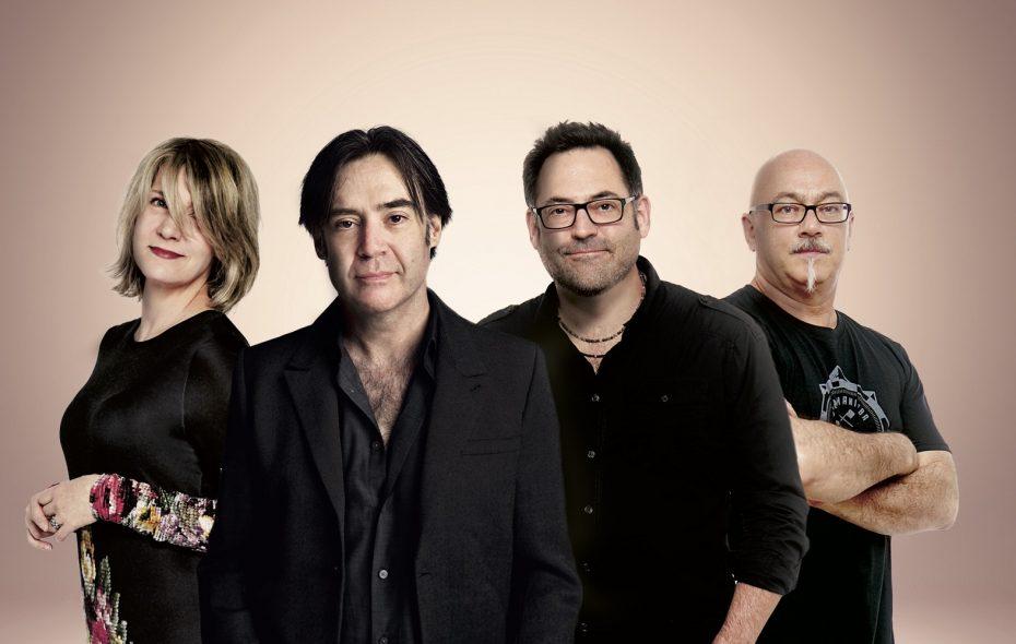Crash Test Dummies will celebrate the 25th anniversary of their album 'God Shuffled His Feet' at the Town Ballroom. (Crash Test Dummies)