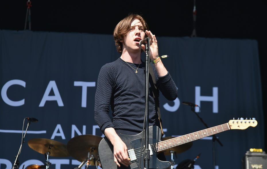 Catfish and the Bottlemen will perform a free show sponsored by 103.3 The Edge at Rec Room. (Getty Images)