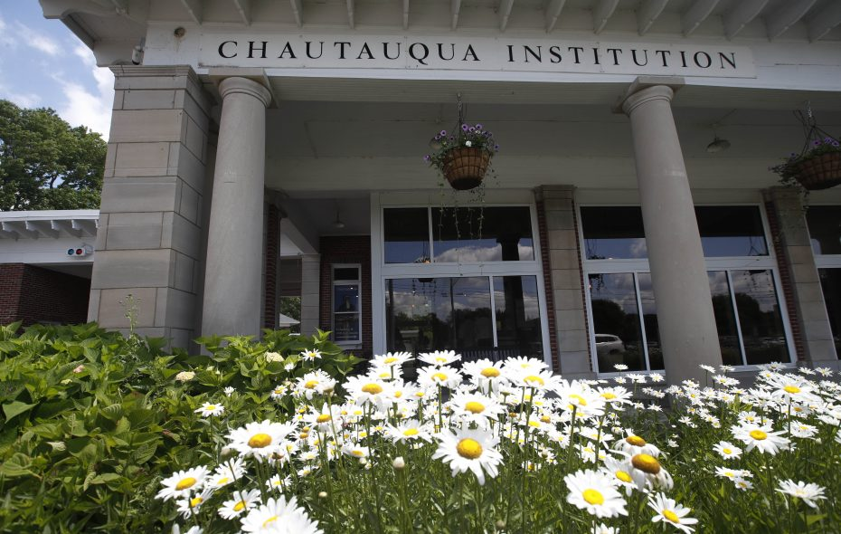 Take a day or a weekend and spend time exploring all that the Chautauqua Institution has to offer. (Sharon Cantillon/Buffalo News file photo)