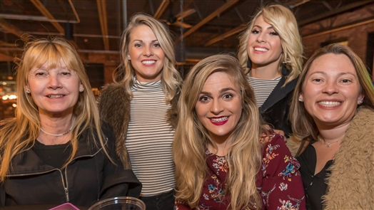 Maybe it's the humor, the quality of the performers or the coziness of the setting, but Dueling Pianos - an international touring group, split into rotating teams of two - draws a crowd in the Buffalo area. On Friday, Jan. 11, 2018, Dueling Pianos welcomed a sold out crowd to New York Beer Project for the second straight year.