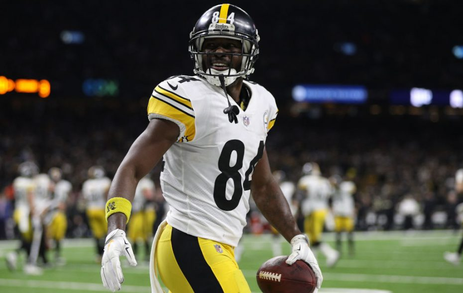 Bills Move On After Trade Talks With Steelers For Antonio