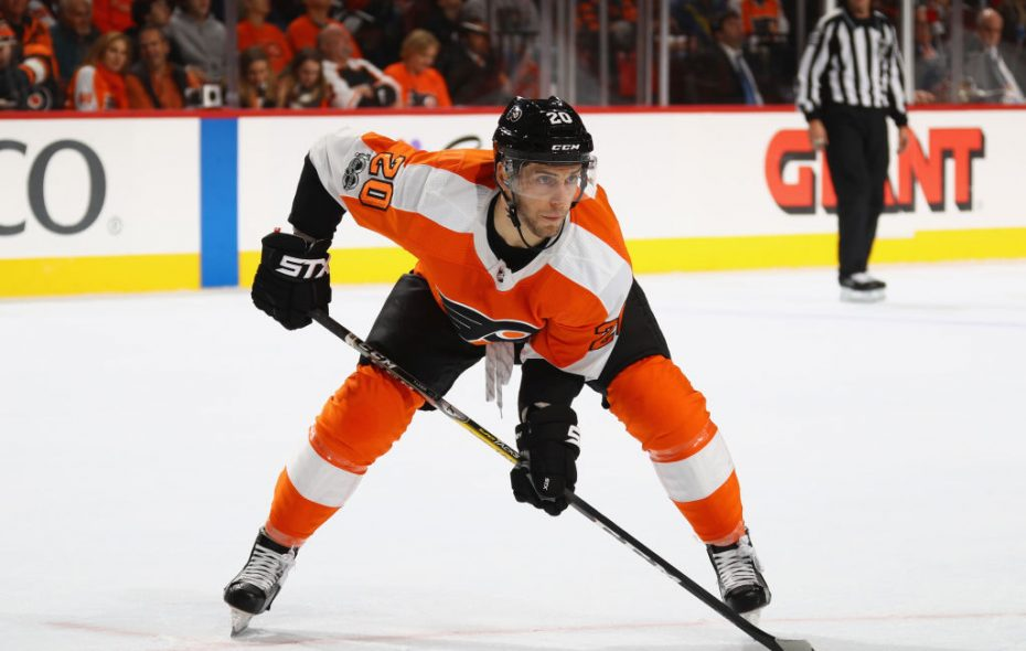 Winger Taylor Leier will join Rochester after being acquired by the Buffalo Sabres. (Getty Images)
