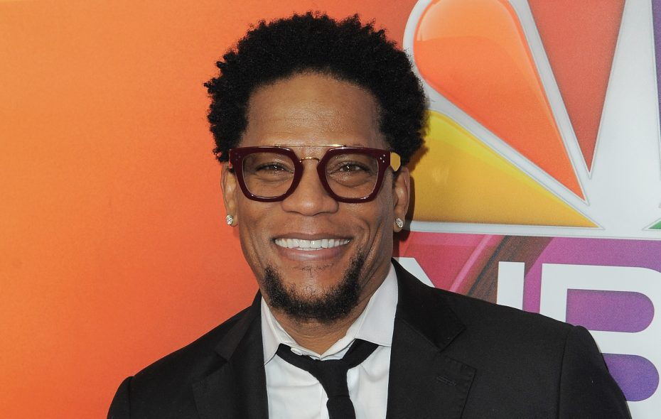 D.L. Hughley will perform five shows at Helium Comedy Club. (Getty Images)