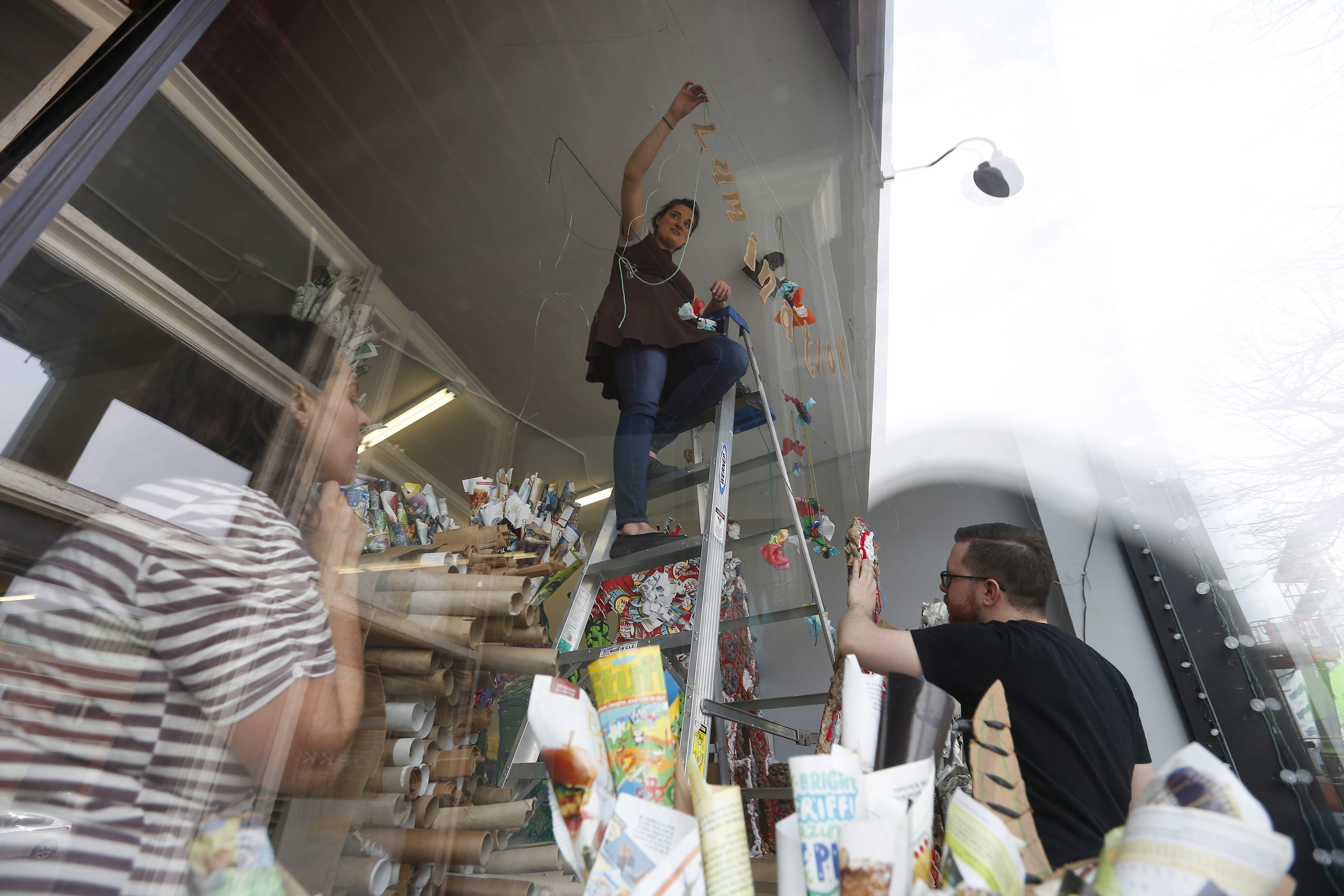 Hyatt's art store moving to Elmwood as online business grows