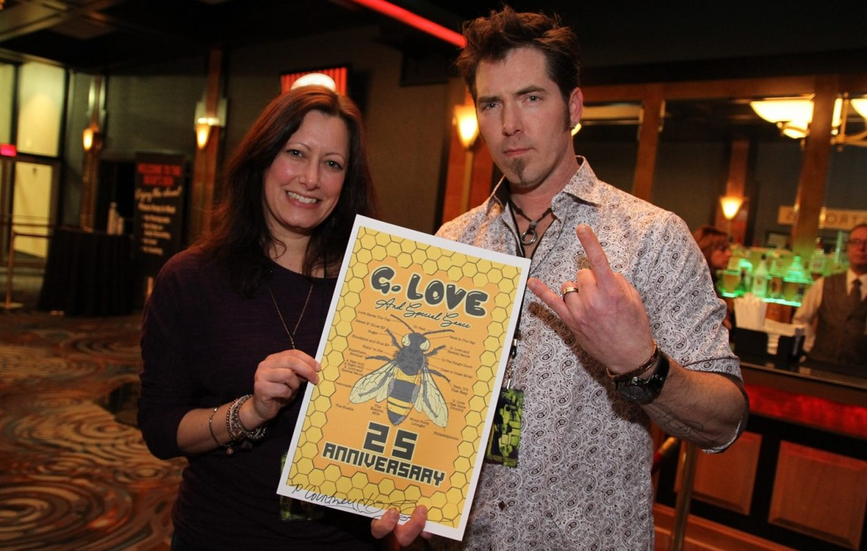 G. Love and Special Sauce is milking all it can get from its 25th anniversary. (Sarah McIlhatten/Special to The News)