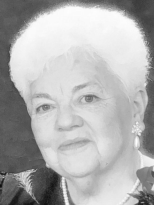KOSTECKY, Doris Elizabeth (Weisbeck)