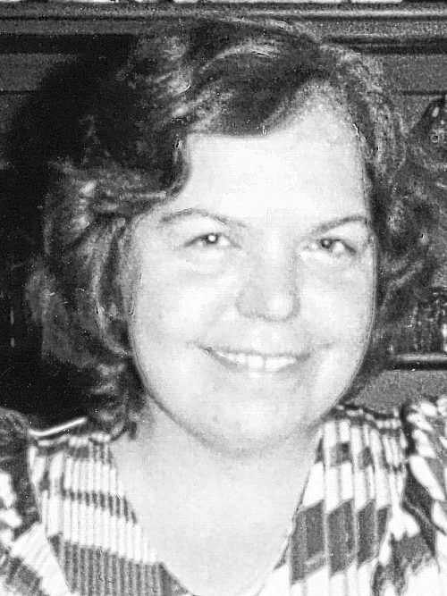 O'HARA, Elizabeth (Purvis)