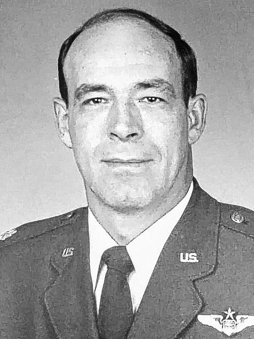 BEARD, Nelson L., Lt. Col., USAF Retired