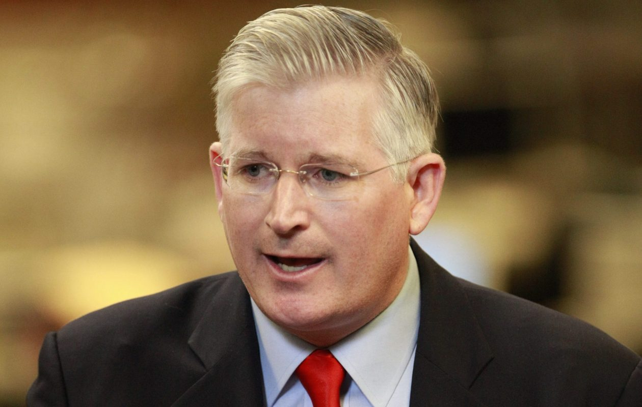 Michael P. 'Mickey' Kearns, the Erie County Clerk, says his office is taking steps to block a predatory lending practice involving confessions of judgment. (Buffalo News file photo)