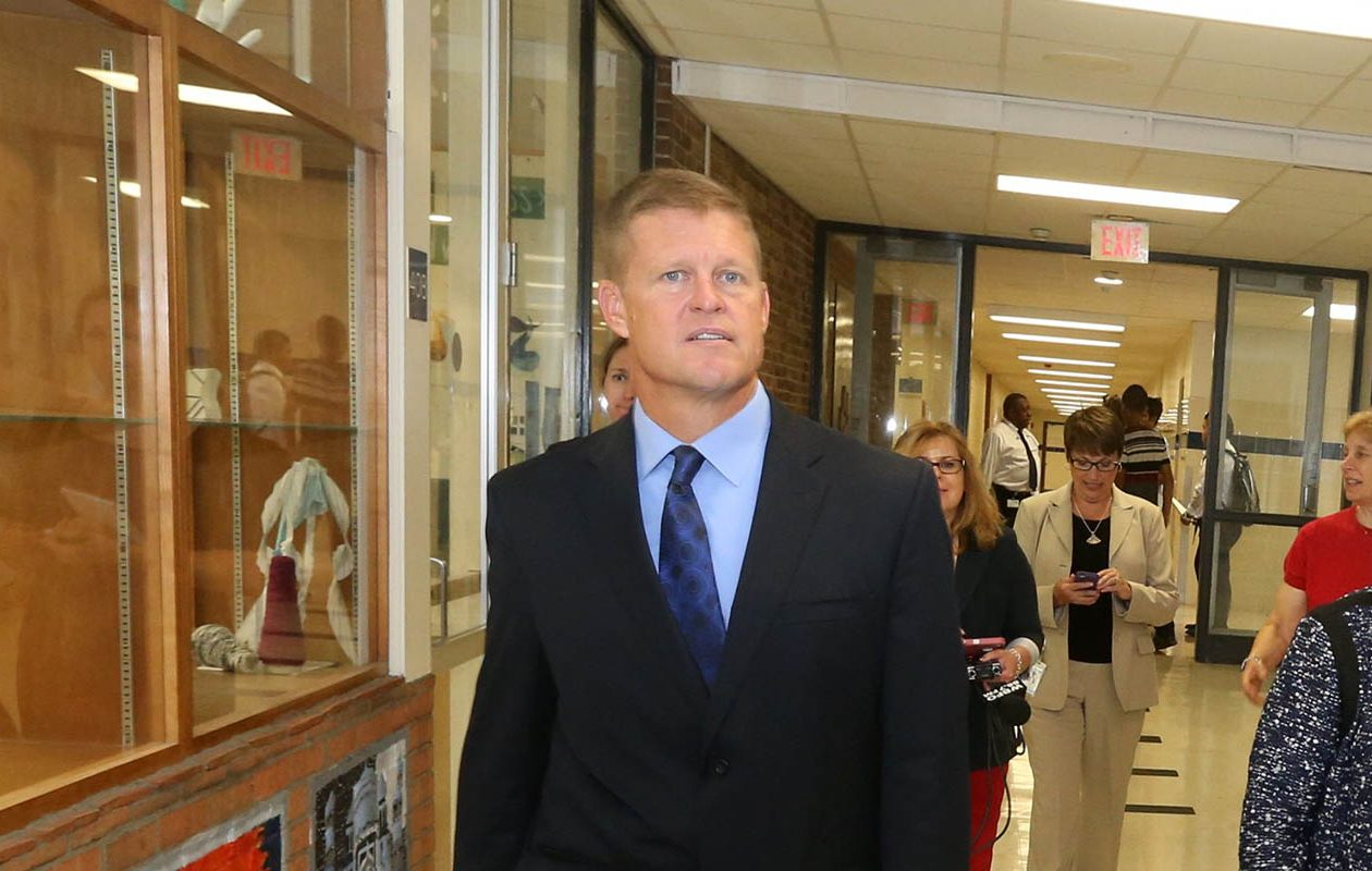Sweet Home Schools Superintendent Anthony J. Day. (John Hickey/News file photo)