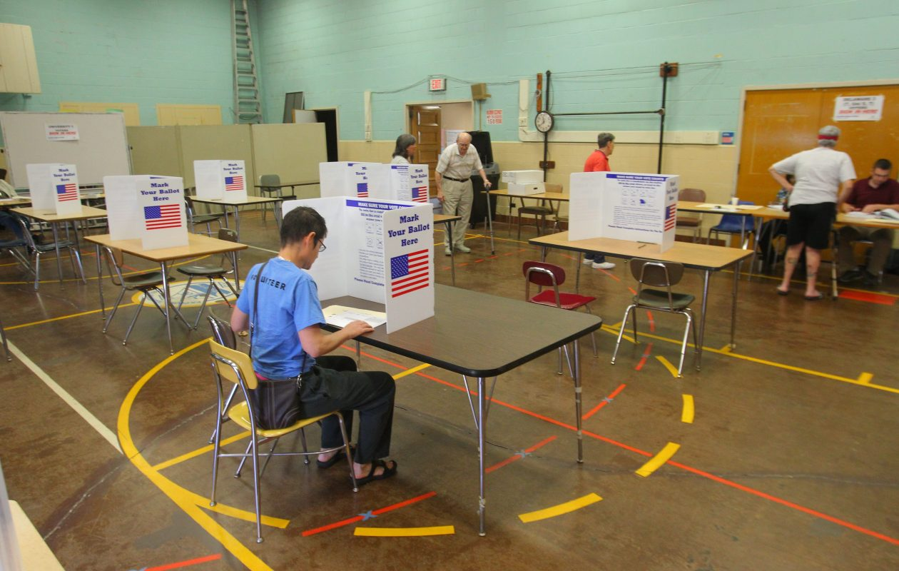 A community coalition wants to move Buffalo School Board elections from May to the new June primary day to increase turnout. (John Hickey/News file photo)