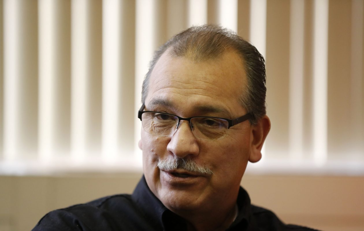 Lockport General Motors plant manager William Tiger was named to the position in July 2015.  (Mark Mulville/News file photo)